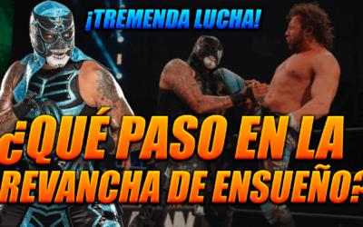 ¿Qué Sucedió En la Lucha entre Penta Zero M y Kenny Omega en AEW Dynamite?