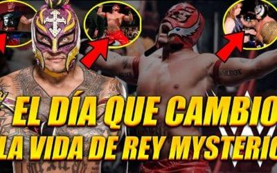 Royal Rumble, la lucha que cambio la carrera de Rey Mysterio