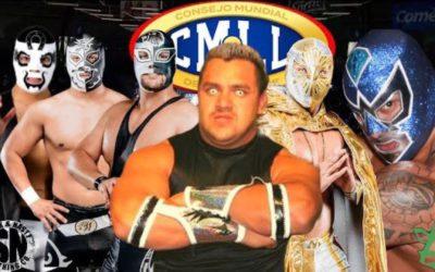Nueva salida en el CMLL, Vangellys deja la empresa
