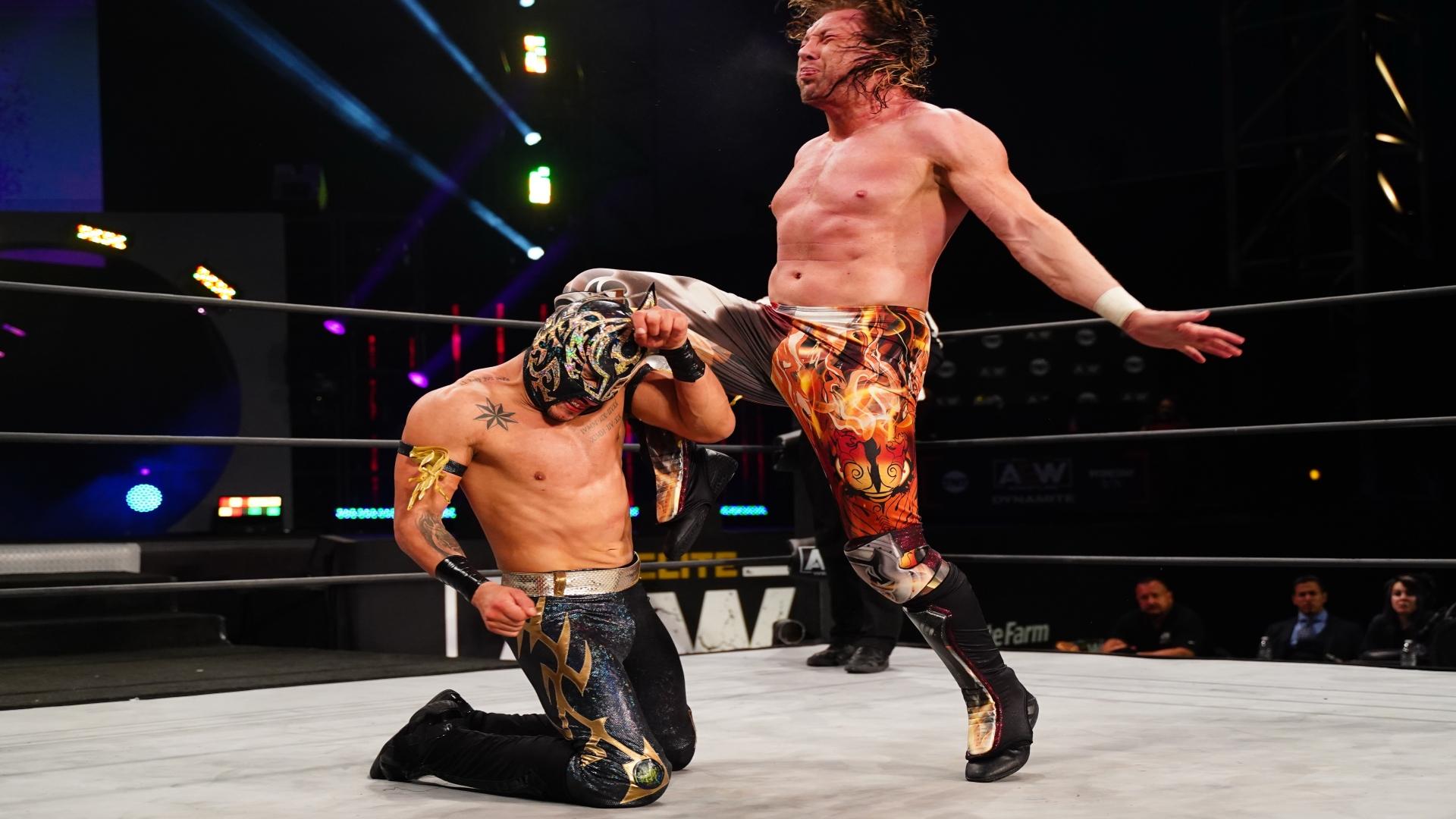 AEW Dynamite Arcade Anarchy match rules   Elite Wrestling