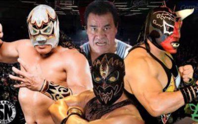 ¿Una nueva versión de Los Infernales llega a la Arena México?
