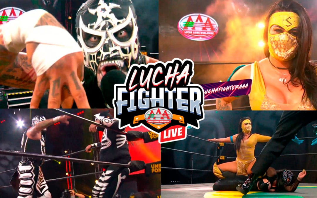 ¿Qué pasó en la final de Lucha Fighter AAA?