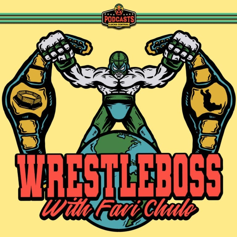 WrestleBoss with Favi Chulo