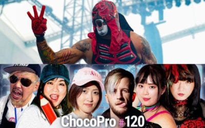 AEW Dark: Elevation and GATOH Move ChocoPro #120 Review (05/24/2021)