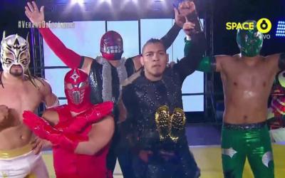Lucha Libre AAA Verano de Escandalo at Tequisquiapan Review (07/03/2021)