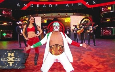 Clueless: La Sombra And The WWE's Mishandling Of Luchadores