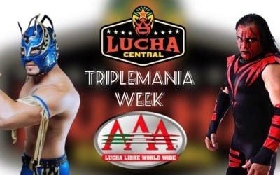 Triplemania Week: Chessman and Laredo Kid (Plus Triplemania Preview)