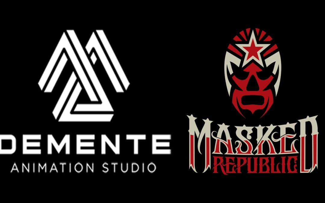 Mexico's Demente Animation Studio and Masked Republic Sign Production Pact