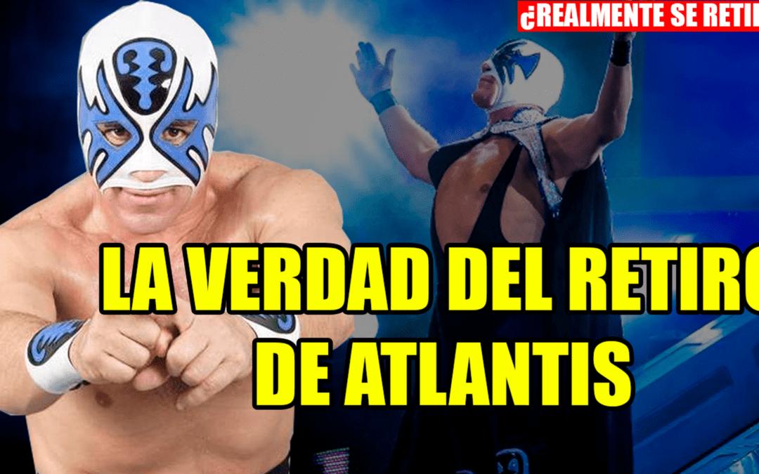 La verdad sobre el retiro de Atlantis. ¿Realmente se retiro?