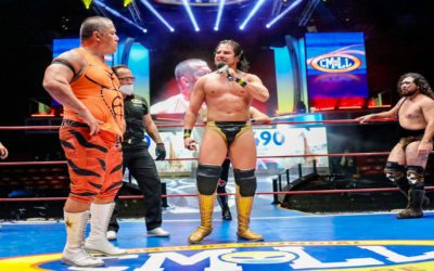 CMLL Tuesday Night Live Show at the Arena Mexico Results (10/05/2021)