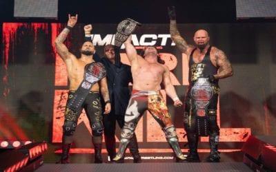 IMPACT Wrestling Hard To Kill in Nashville Results (01/16/2021)