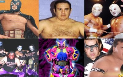 This day in lucha libre history… (August 20)