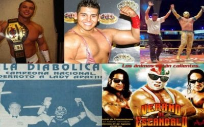 This day in lucha libre history… (August 21)