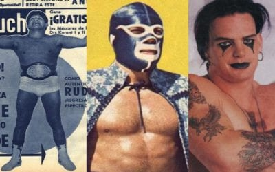 This day in lucha libre history… (August 22)