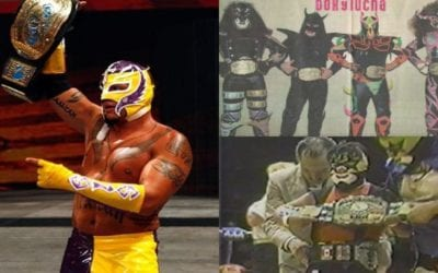 This day in lucha libre history… (August 23)
