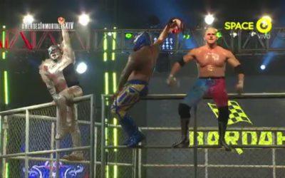 Lucha Libre AAA Heroes Inmortales XIV in Orizaba Results (10/09/2021)