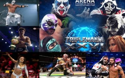 This day in lucha libre history… (August 25)