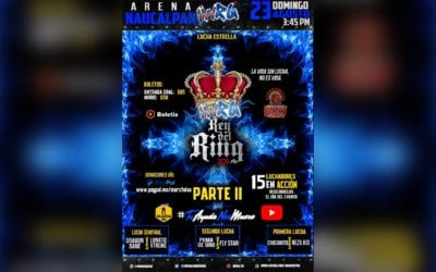 IWRG Rey del Ring Part 2 Preview