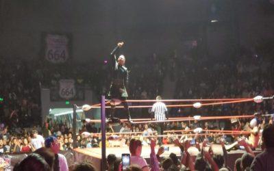 The Crash Lucha Libre Live Show in Tijuana Results (10/08/2021)