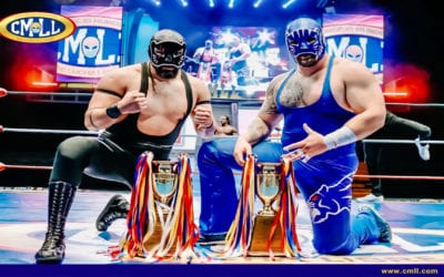 CMLL Spectacular Friday Live Show at the Arena Mexico Results (05/28/2021)