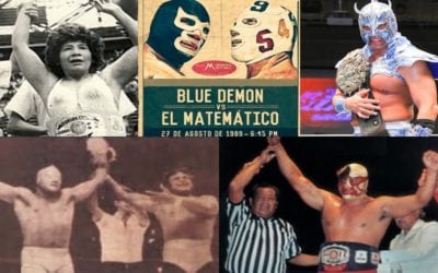 This day in lucha libre history… (August 27)