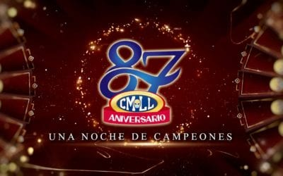CMLL reveals the card for his second Spectacular Friday Show road to the 87th Anniversary Show