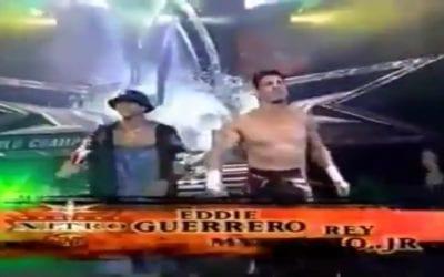 Match of the Day: Rey Mysterio & Eddie Guerrero Vs. La Parka & Blitzkrieg (1999)