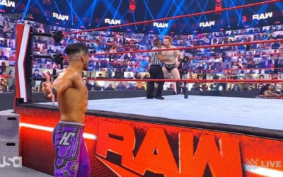 WWE Monday Night RAW in Tampa Results (05/31/2021)