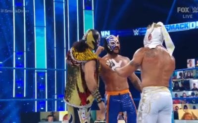 WWE Friday Night SmackDown & WWE 205 Live in Orlando Results (08/28/2020)