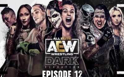 AEW Dark: Elevation Episode 12 (05/31/2021)