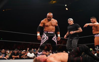 AEW Rampage Episode 10 in Miami Results (10/15/2021)