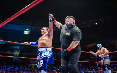CMLL Spectacular Friday Live Show at the Arena Mexico Results (10/15/2021)