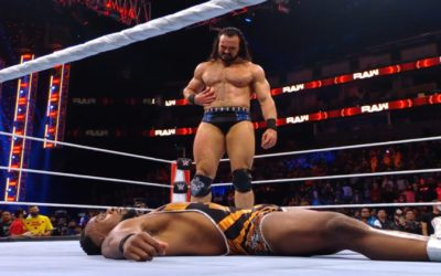 WWE Monday Night RAW in San Francisco Results (10/11/2021)