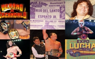 This day in lucha libre history… (August 31)