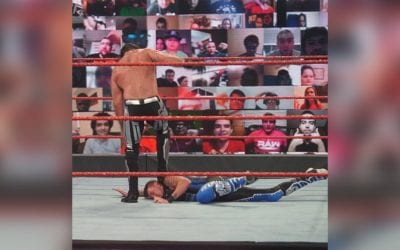 WWE Monday Night RAW in Orlando Results (08/31/2020)