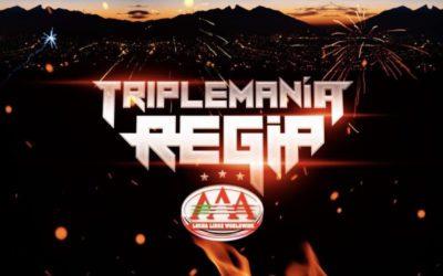 Lucha Libre AAA announces Triplemania Regia for December 4