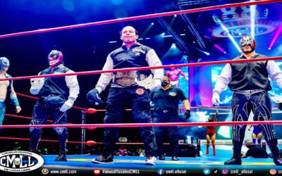 CMLL Family Sunday Live Show at the Arena Mexico Results (10/17/2021)