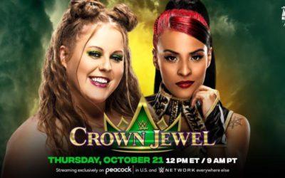 WWE Monday Night RAW in Sacramento Results (10/18/2021)
