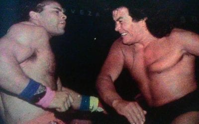Match of the Day: Perro Aguayo Vs. Konnan Vs. Cien Caras (1991)