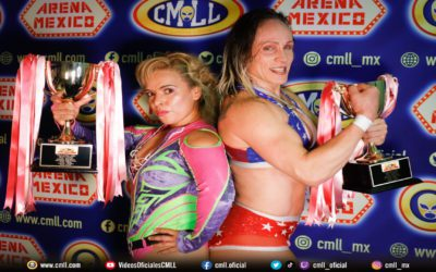 CMLL Tuesday Night Live Show at the Arena Mexico Results (10/19/2021)