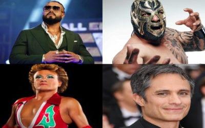 Ráfaga Luchística: Andrade El Ídolo llega a AEW, Gael García Bernal como Cassandro el Exótico, King Muertes renueva con MLW y más