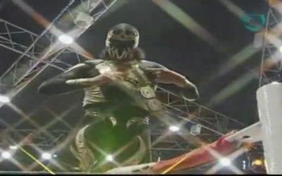 Match of the Day: Mascara Dorada Vs. Negro Casas (2010)