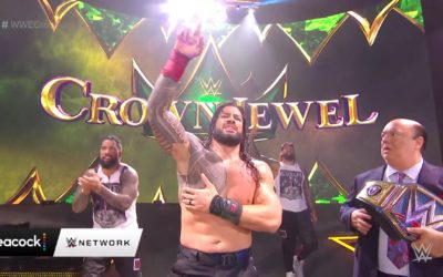 WWE Crown Jewel in Riyadh Results (10/21/2021)
