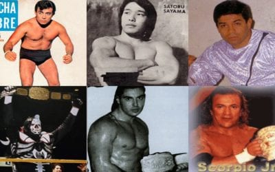 This day in lucha libre history… (September 9)