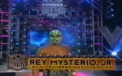 Match of the Day: Rey Mysterio Vs. Billy Kidman (1996)