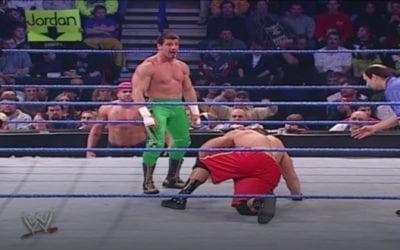 Match of the Day: Eddie Guerrero Vs. John Cena (2003)