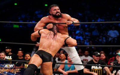 AEW Rampage Episode 11 in Miami Results (10/22/2021)
