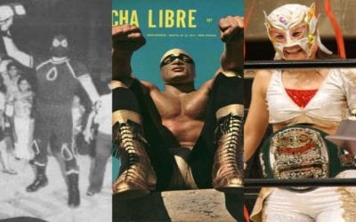 This day in lucha libre history… (September 10)