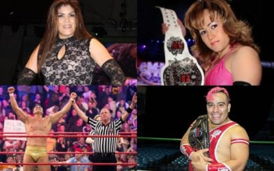 This day in lucha libre history… (January 30)