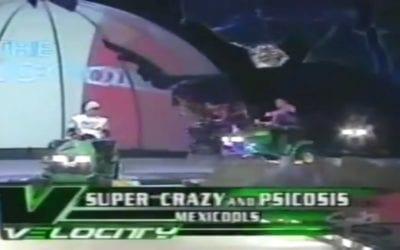 Match of the Day: Psicosis & Super Crazy Vs. Nunzio & Vito (2005)